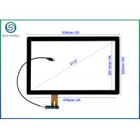 Buy cheap 21.5 Custom Capacitive Touch Screen Overlay product