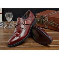 Buy cheap Most Comfy Classic Dress Shoes Daily Footwear With Welt Outsole Antiskid product