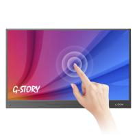 Buy cheap G-Story 15.6 Inch Ultrathin Touchscreen, FHD 1080P IPS Portable Monitor, NS from wholesalers