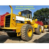 Buy cheap Tcm 860 5 Ton Old Wheel Loader Manual Transmission For Construction Machine product