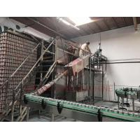 Buy cheap 12000cph Aluminum Empty Can Depalletizer , Filling And Capping Machine product