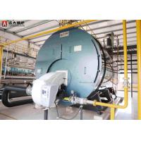 Automatic Industrial Gas Fired Hot Water Boiler / Steam Boiler Work