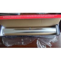 Buy cheap Household Food Grade Aluminum Foil Wrapping Paper 100 - 600mm Width product