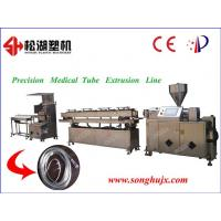 China high precision medical infusion tube making machine on sale