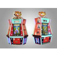 Buy cheap Ticket Out Redemption Game Machine / Coin Pusher Game Machine product