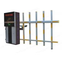China RFID Automated  Fence Boom Barrier Gate Remote Control Metal Boom Door on sale