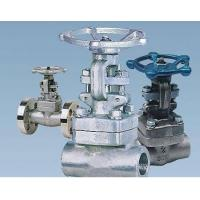 """Buy cheap Wwf Welding Forged Steel Gate Valve S / W Wedge Type 1/4"""" - 2""""  For Gas Water product"""
