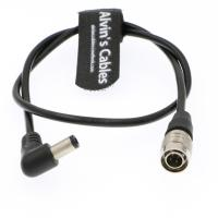 Buy cheap 4 Pin Hirose Male to Right Angle DC Jack Power Cable for Sound Devices 633/644 from wholesalers