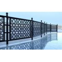 China Building Material Residential Aluminum Steel Iron Swimming Pool Safety Fence, Ornamental on sale