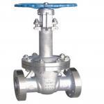 Buy cheap Steam Cast Steel Gate valve  410-SS Trim  API 6D / ANSI 16.5 B product