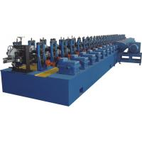 Buy cheap Color Steel Glazed Tile Cold Roll Forming Machine 5.5 Kw Main Motor Power product