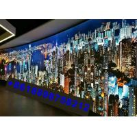 China Bright LED  Display Board For Advertising Intriguing 160000dots Density Indoor on sale