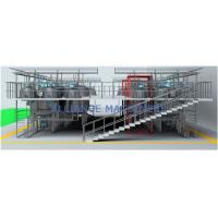 Buy cheap Shampoo Liquid Detergent Toothpaste Preparation and Production Storage Tanks product