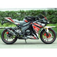 Buy cheap 12.5KW / 8000rpm Sport Racing Motorcycle 250CC WIth 6 Gear Oil Cooling Racing from wholesalers