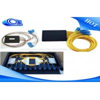 Buy cheap Inserting Waterproof 1 X 32 Optical PLC Splitter Anti - UV Free Sample Available product