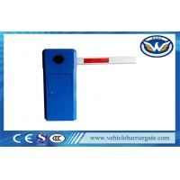 Buy cheap Automatic Reversing Electronic Barrier Gate Manual Release For Parking System product