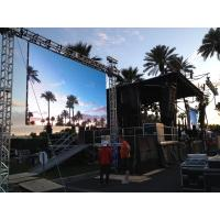 Buy cheap AV Production Stage Background Outdoor Rental LED Screen Modules SMD2727 from wholesalers