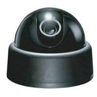 Buy cheap 30 FPS Infrared Vandal - proof high resolution 720P dome ip 1.0 Megapixel WDR cctv camera product