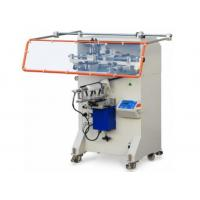 Buy cheap SX - 3A Semi Auto Plastic Bottle Container Tube Screen Printing Machine product