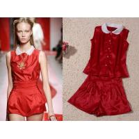 Buy cheap 2012 Fashion Ladies Suits  Wholesale Womens Clothing Fancy Design Clothing Small Order Accepted product
