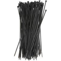 Buy cheap Plastic Tie Straps Releasable Nylon Cable Ties 200mm For Bunching Electric Cables product