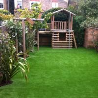 Buy cheap One Color Plastic Indoor Real Grass Floor product