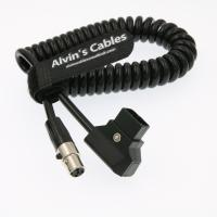 Buy cheap Alvin's Cables TV Logic Monitor Power Cable D Tap to Mini XLR 4 Pin Female for ARRI RED Camera product