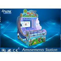 Buy cheap Kids Coin Pusher Redemption Game Machine Dolphin Shooting Ball Game Machine product