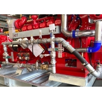 Buy cheap NM Fire Fire UL  Engine Data Sheet NM6-110D Fire Pump Diesel Eninge / 268 HP product