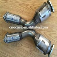 Buy cheap Front Ceramic Honeycomb Car Catalytic Converter Price for Cayenne 95511302101 955113022AX 95511302201 product
