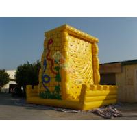 Buy cheap Climbing Wall Inflatable Sports Games product