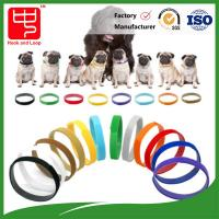 Buy cheap Heavy Duty Reusable Hook And Loop Cable Ties Roll For Fabric Silk Printing Logo product
