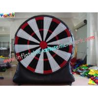 Buy cheap Inflatable Dart Sports Game with durable PVC tarpaulin material for rent, re-sale use product