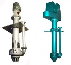 Buy cheap Cantilever Type Single Stage Vertical Slurry Pump product