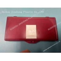 Buy cheap FDA Register Needle Counter Disposable Dark Red For Hospital And Home product