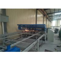 Buy cheap Adjustable Welding Pressure Wire Mesh Making Machine , Automatic Welded Wire Mesh Machine product
