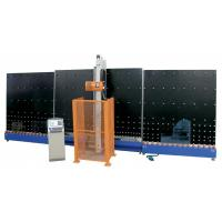 Buy cheap Automatic Vertical Double Glazing Equipment , Glass Edge Deleting Machine product