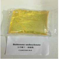 Buy cheap Boldenone Undecylenate Steroid Hormone Powder Muscle Growth Cas 13103-34-9 product