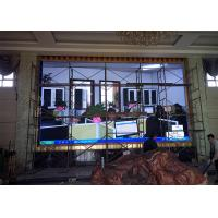 Buy cheap P1.562 Module Design Indoor Advertising LED Display For Traffic Control Room product