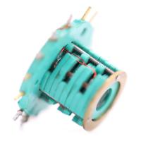 Buy cheap 2A Per Wire Separate Slip Ring Transmitting 100 RPM Rotating Speed 15 Circuits from wholesalers