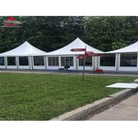 China High - End Outdoor Aluminium Alloy Pagode Party Tent Easy To Install And Dismantle on sale