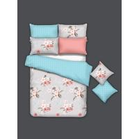 Buy cheap Home / Hotel Use Polyester Bedspreads And Comforters Sets Double Size Super Soft product