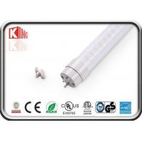 Buy cheap Dimmable led t8 tube for department / flat , super brightness 18 w 4ft led tube product