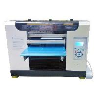 Buy cheap Flatbed Printer 6-Color A3+ Size (329x480mm) (Textile Ink Solution) product