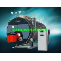 Industry Biomass Coal Fired Steam Boilers Double Drum Chain Grate Combustion