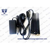 Buy cheap Bluetooth All Wifi Signal Jammer External Omni Directional Antennas Human from wholesalers