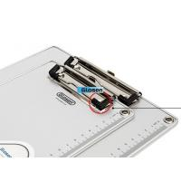 Buy cheap A5 Personalized Colored Plastic Clip Board Anti - Slip For Office product