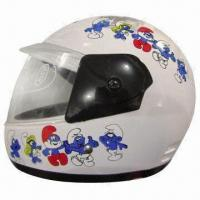 Buy cheap Children's full face/kids/safety helmet, made of ABS product