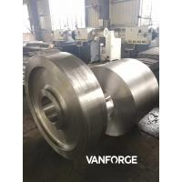 Buy cheap High Strength Open Die Forging Products Gear Blank Wheel For Machinery product
