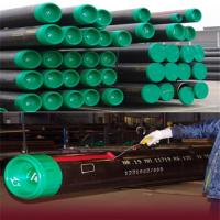 Buy cheap Chromium Nickel Heat Resistant Stainless Steel Pipe T-304 T-304H T-304L UNS S30400 S30409 S30403 18 10 product